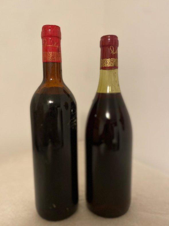 Lots of vintage Piedmont Wine