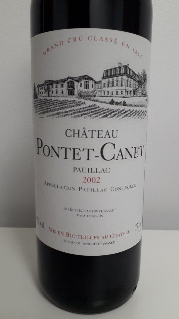 Pontet Canet, Bordeaux, Pauillac, France, AOC, 5eme Cru Classe