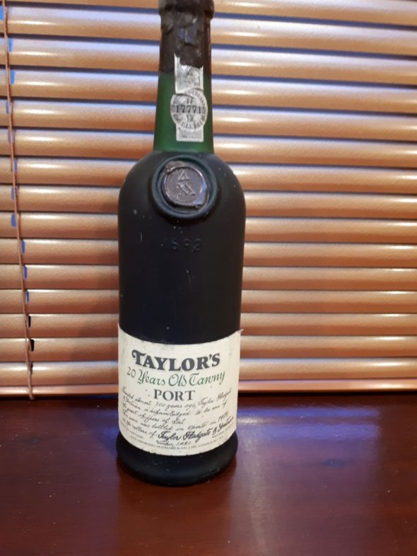 Taylors 20 Years Old tawny Port