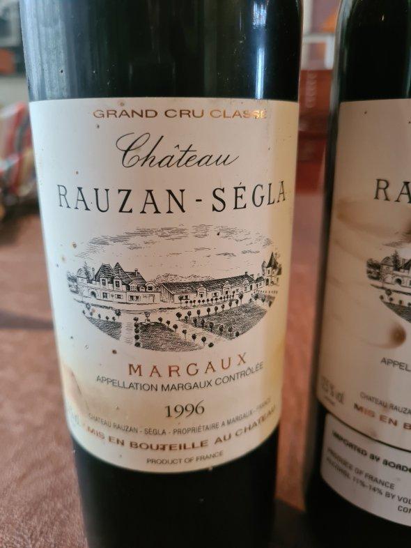 Rauzan Segla, Bordeaux, Margaux, France, AOC, 2eme Cru Classe
