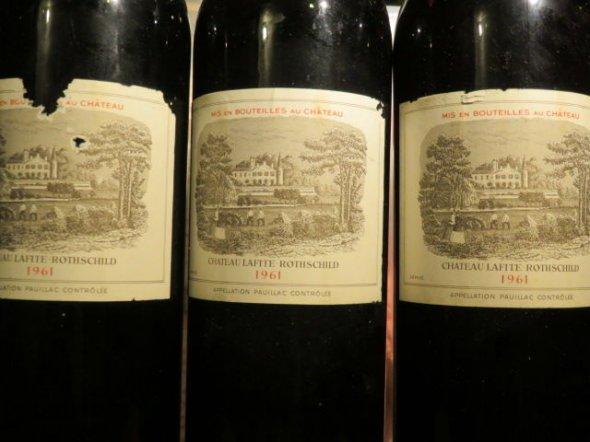 Lafite Rothschild, Bordeaux, Pauillac, France, AOC, 1er Cru