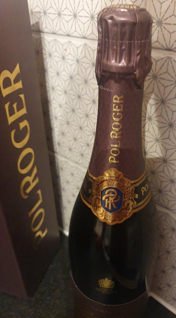 Pol Roger, Brut Rose, Champagne, Reims, France, AOC