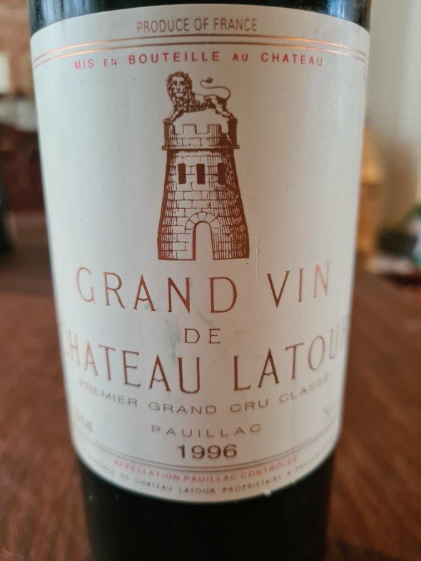 Latour, Bordeaux, Pauillac, France, AOC, 1er Cru