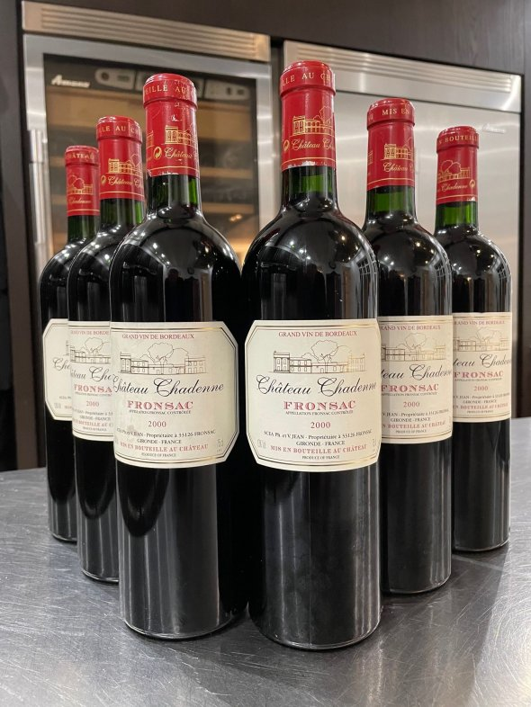 Chadenne, Bordeaux, Fronsac, France, AOC