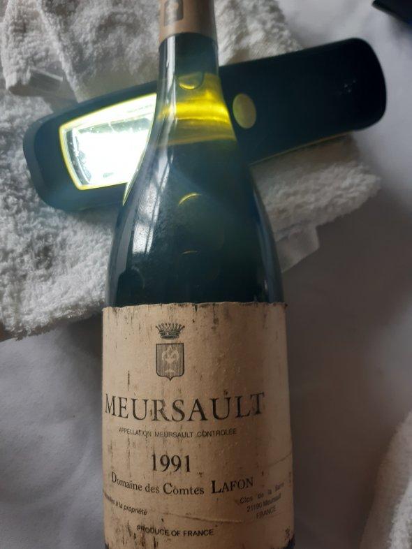 , Meursault Clos Barre, Burgundy, Meursault, France, AOC