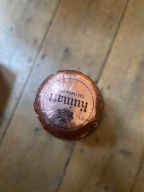Ruinart, Dom Ruinart Rose, Champagne, France, AOC