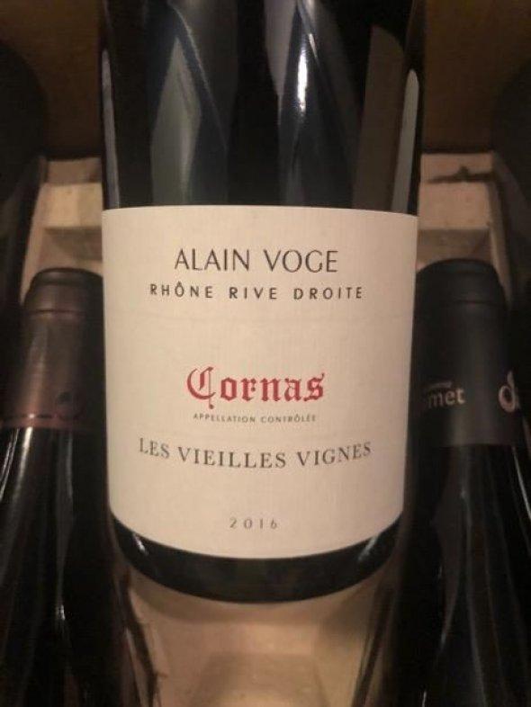 Cornas Vieilles Vignes Domaine Voge