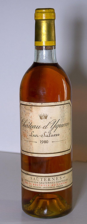 Chateau d'Yquem Premier Cru Superieur, Sauternes