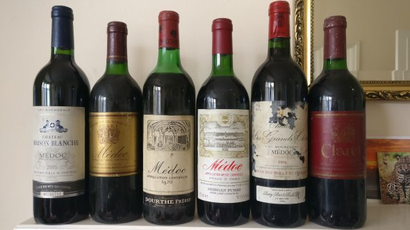 Mixed parcel of 24 good everyday drinking wines
