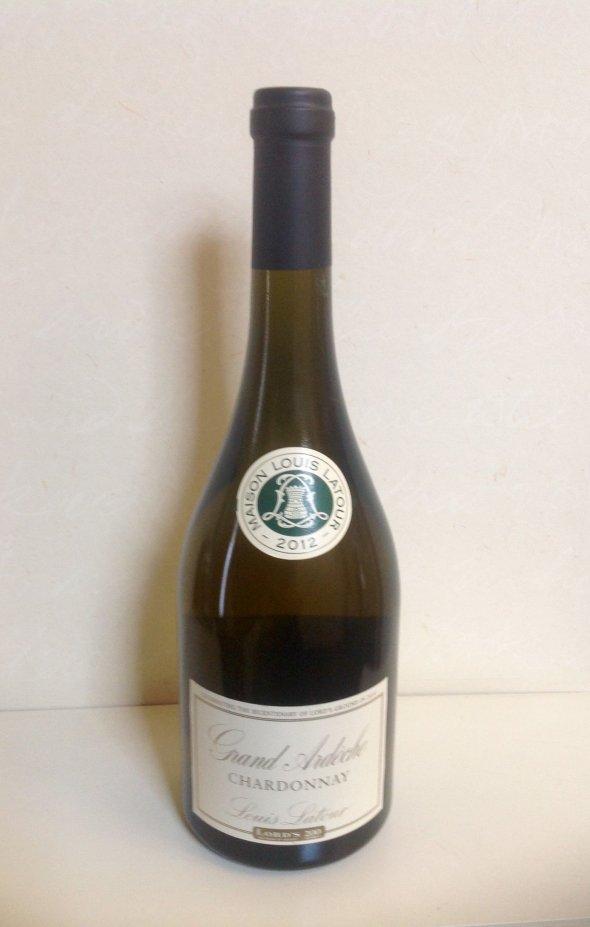 Louis Latour, Chardonnay, Ardeche IGP Lords Bicentenary