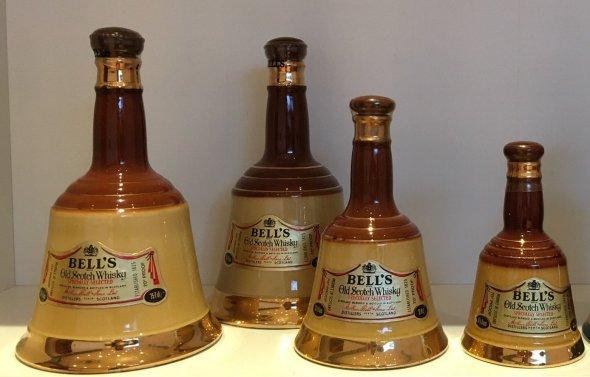 Vintage Bells Blended Scotch Whisky