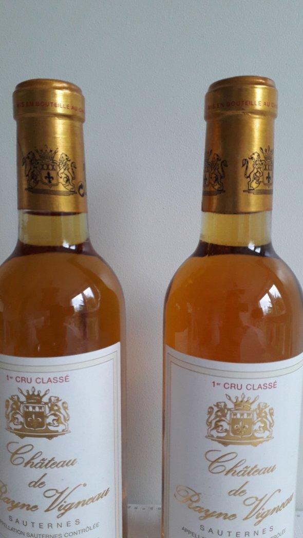 Chateau de Rayne Vigneau Premier Cru Classe, Sauternes
