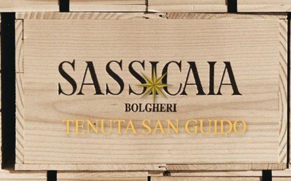 Sassicaia, Tenuta San Guido, Bolgheri