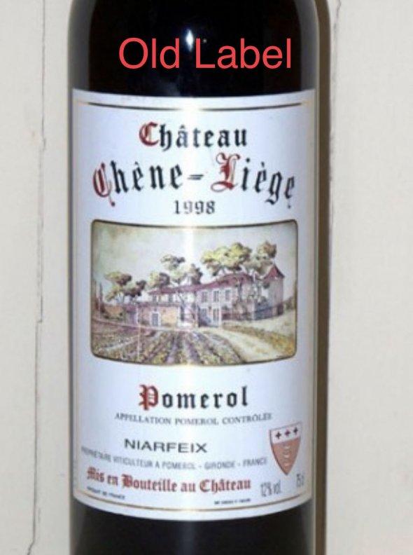 Chateau Chene Liege, Pomerol