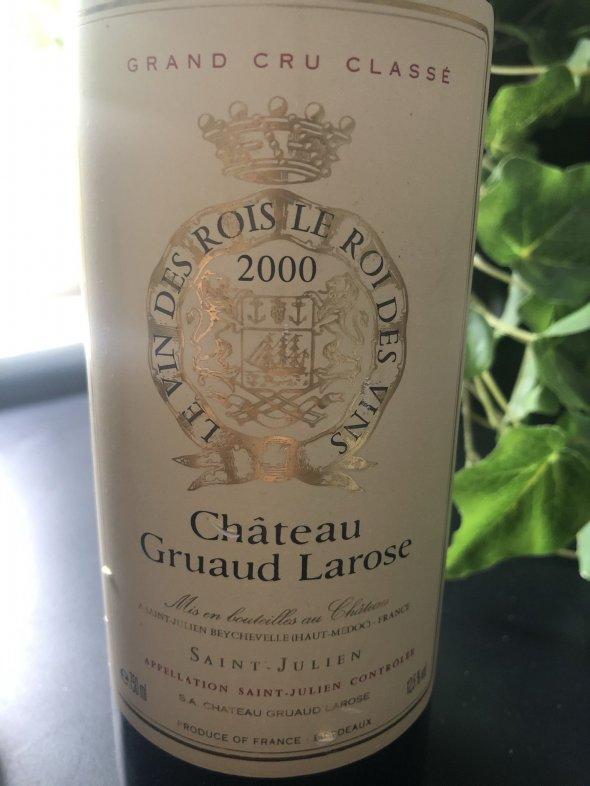 Chateau Gruaud Larose 2eme Cru Classe, Saint-Julien