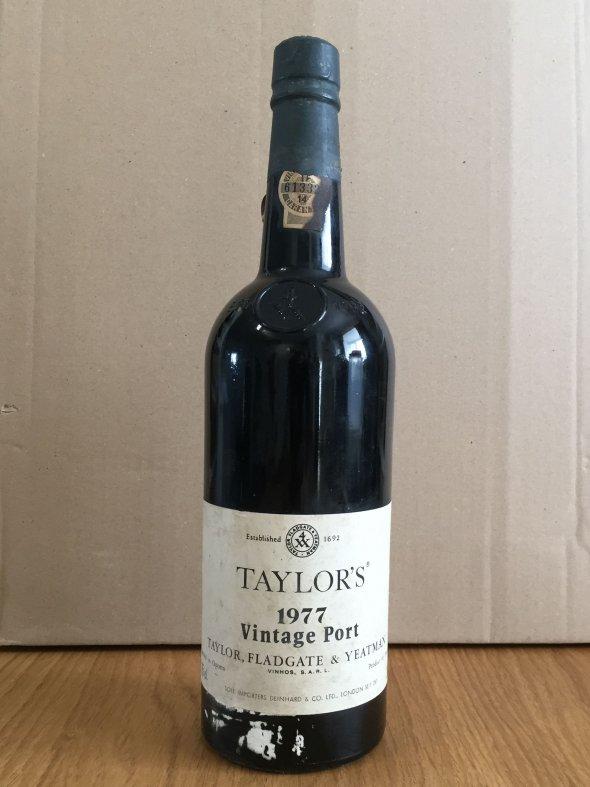 Taylor s, Vintage Port