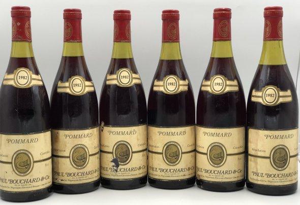 Pommard 1982 - Burgundy - Paul Bouchard