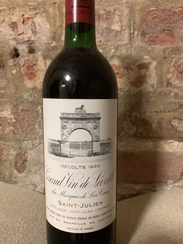 Grand Vin Leoville Marquis Las Cases, Saint-Julien