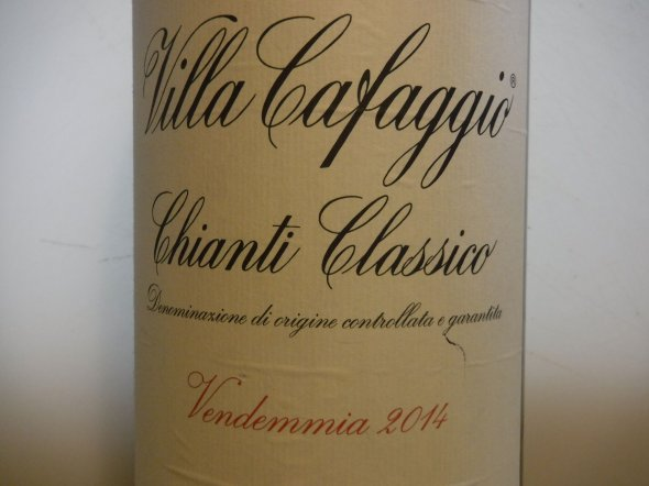 Villa Cafaggio, Chianti Classico