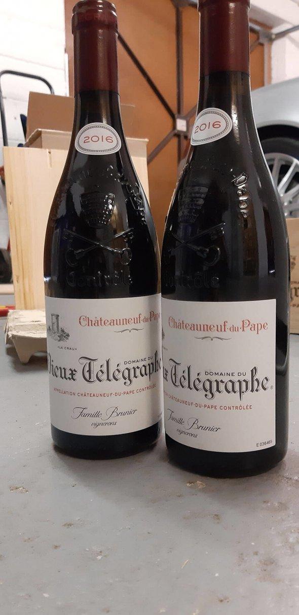 Vieux Telegraphe, Chateauneuf-du-Pape, La Crau Rouge
