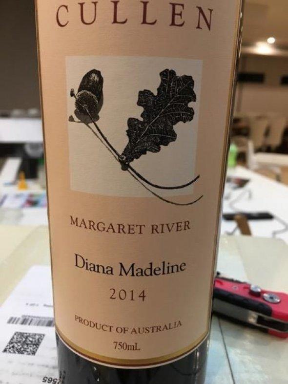 Cullen, Diana Madeline, Margaret River
