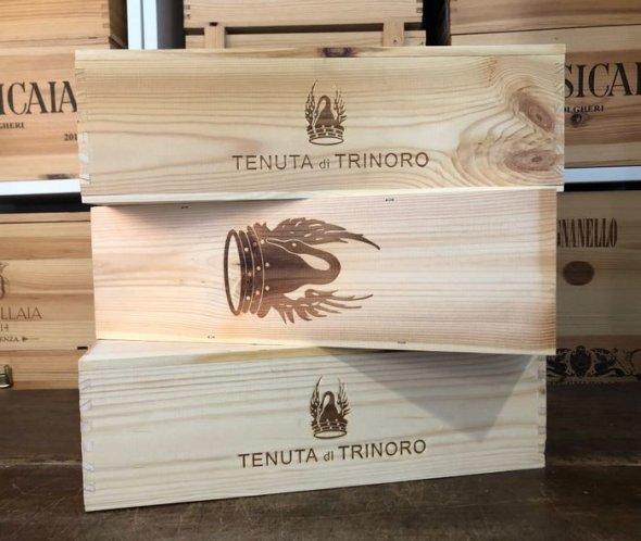 Trinoro, Cupole, IGT