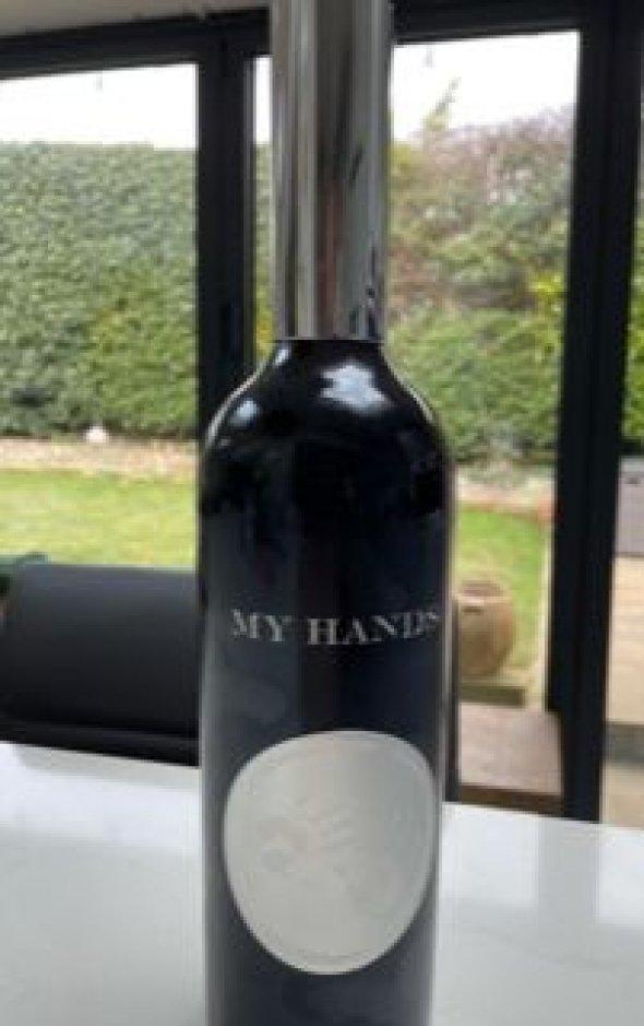 Two Hands, My Hands, Barossa Valley