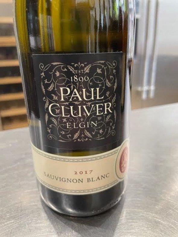 Paul Cluver, Sauvignon Blanc, Elgin