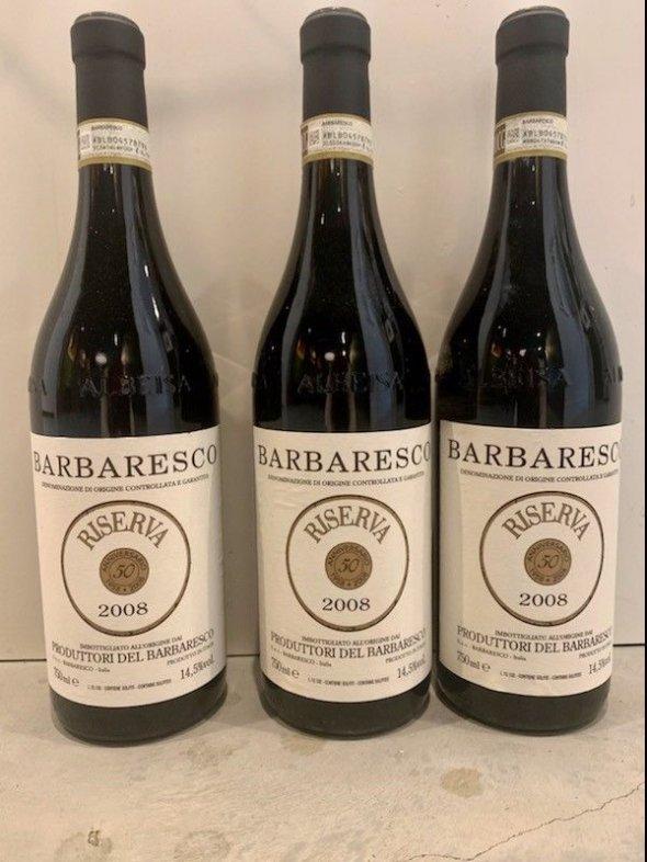 Produttori del Barbaresco, Barbaresco, 50th Anniversary Riserva