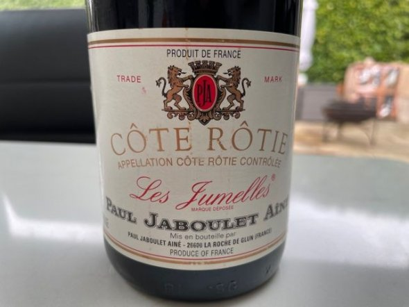 Paul Jaboulet Aine, Cote Rotie, Les Jumelles