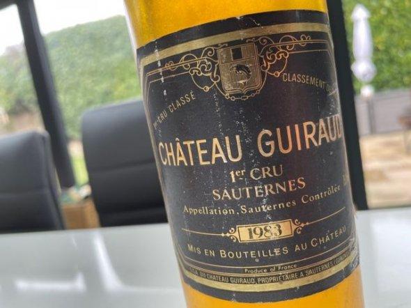 Chateau Guiraud Premier Cru Classe, Sauternes