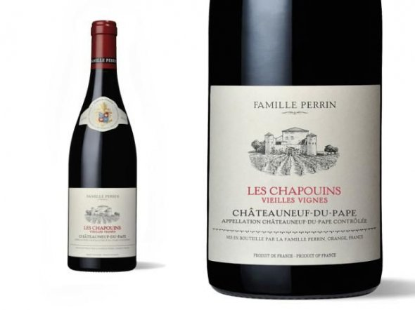 Famille Perrin, Chateauneuf-du-Pape, Les Chapouins Vieilles Vignes