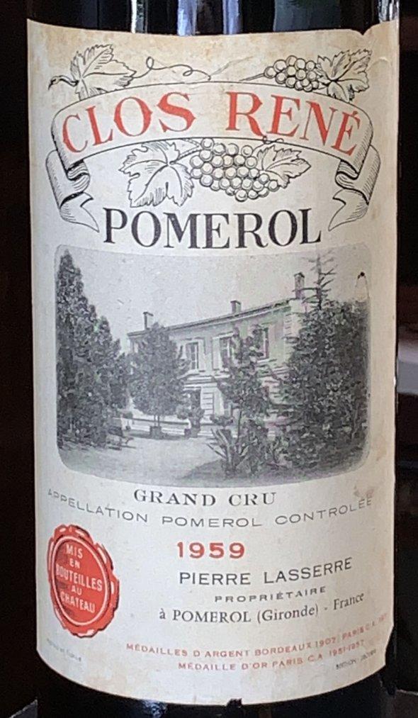 Clos Rene, Pomerol