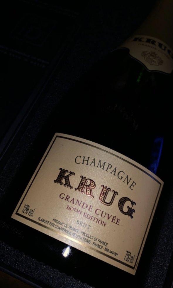 Krug, Brut
