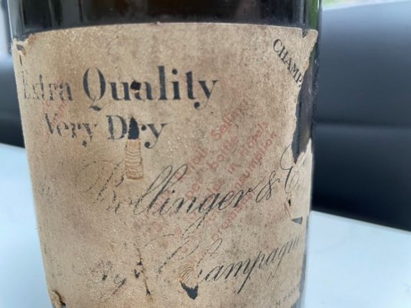 Bollinger, Renaudin Extra Quality Very Dry