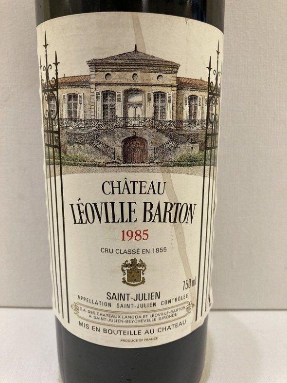 Chateau Leoville Barton 2eme Cru Classe, Saint-Julien