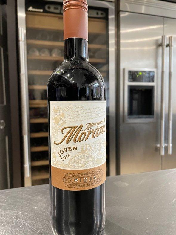 Marques de morano Rioja