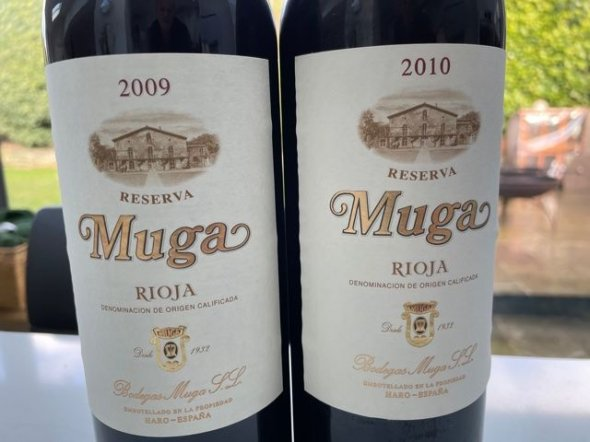 Muga, Reserva, Rioja