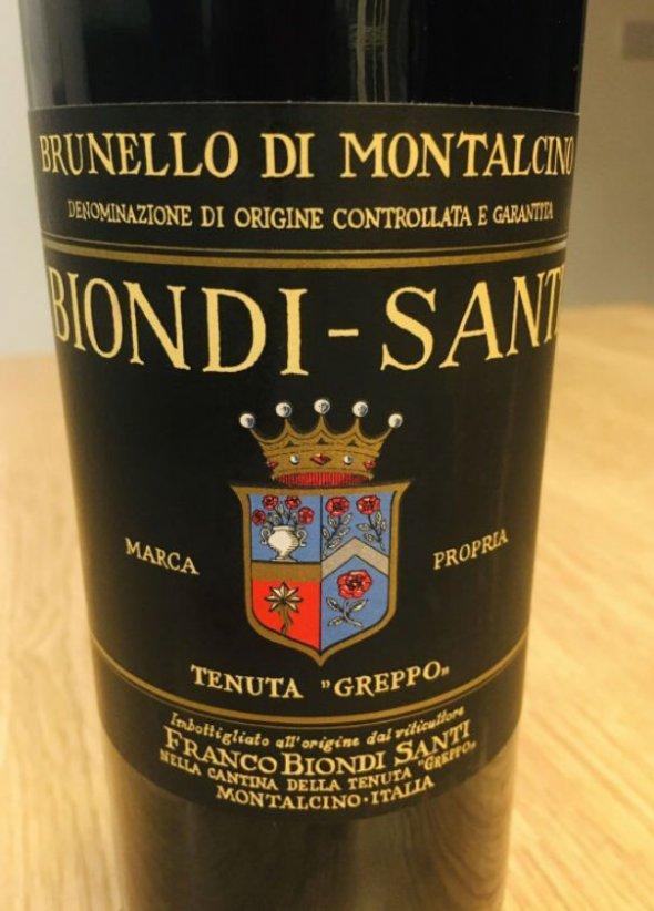Brunello di Montalcino Riserva Biondi Santi