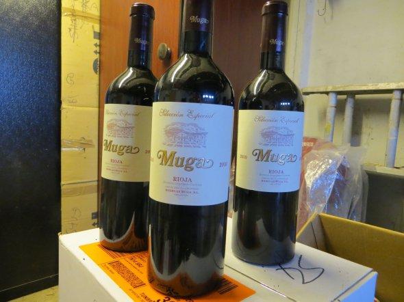 Muga, Seleccion Especial, Rioja