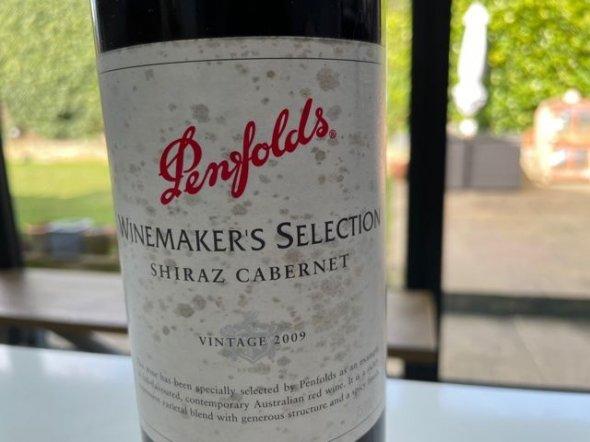 Penfolds, Winemakers Selection Shiraz Cabernet, South Australia