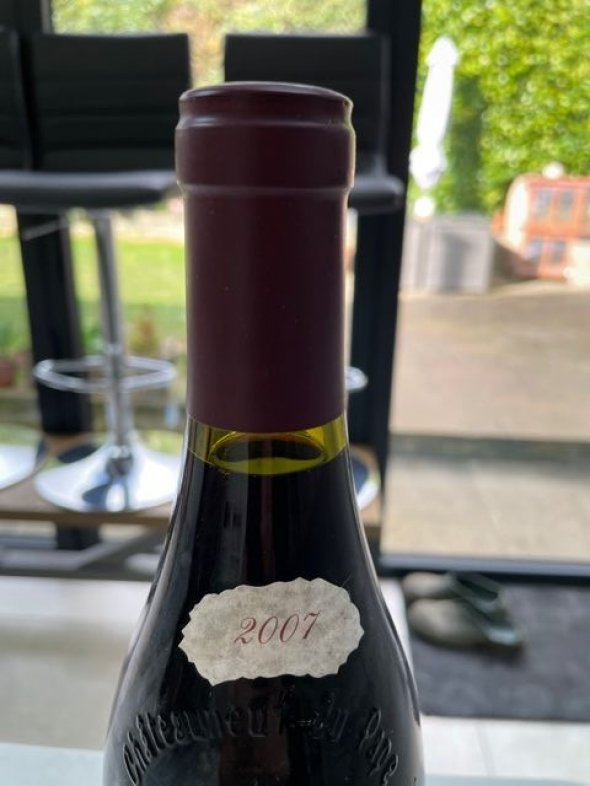 Famille Perrin, Chateauneuf-du-Pape, Les Sinards Rouge