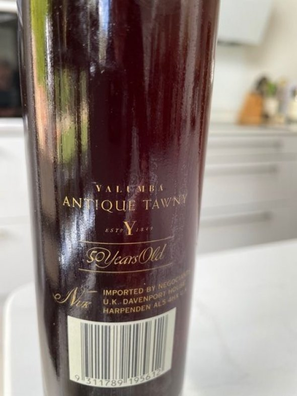 Yalumba, Museum Reserve 50 Year Old Tawny