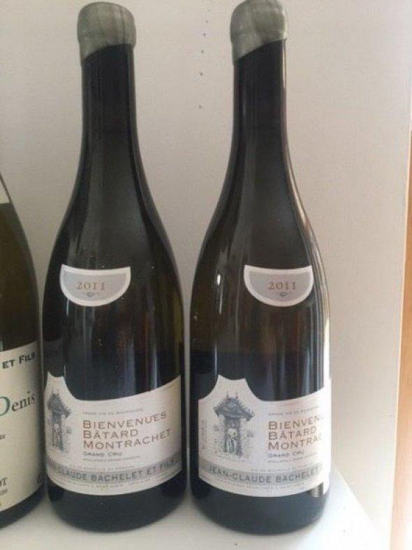 Bienvenues Batard Montrachet Grand Cru