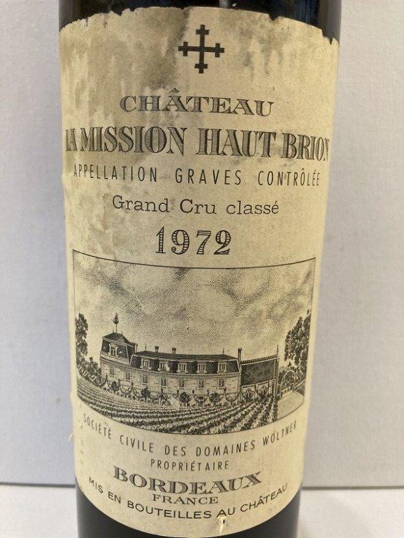 Chateau La Mission Haut-Brion Cru Classe, Pessac-Leognan