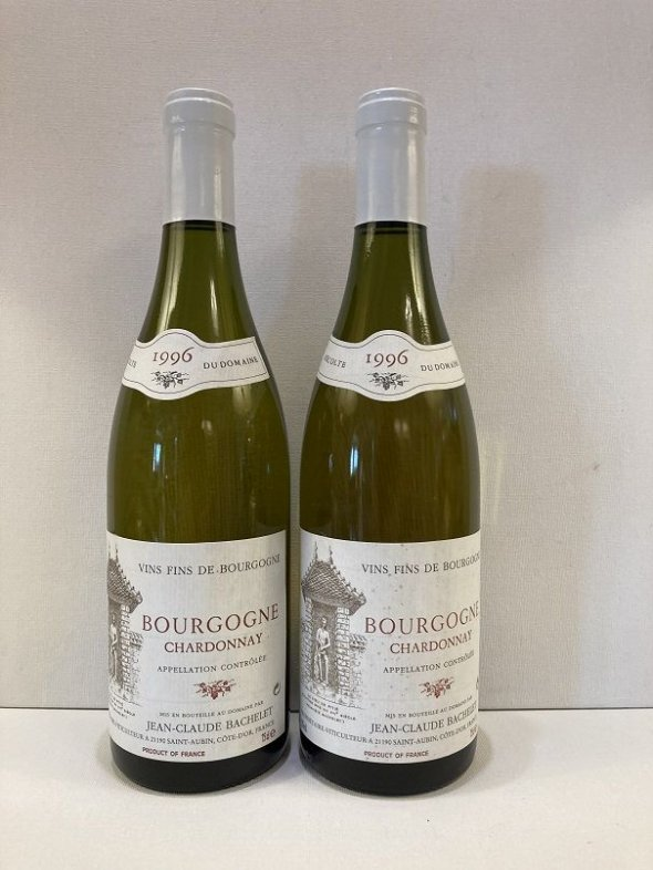 Jean-Claude Bachelet, Bourgogne Chardonnay, Rouge