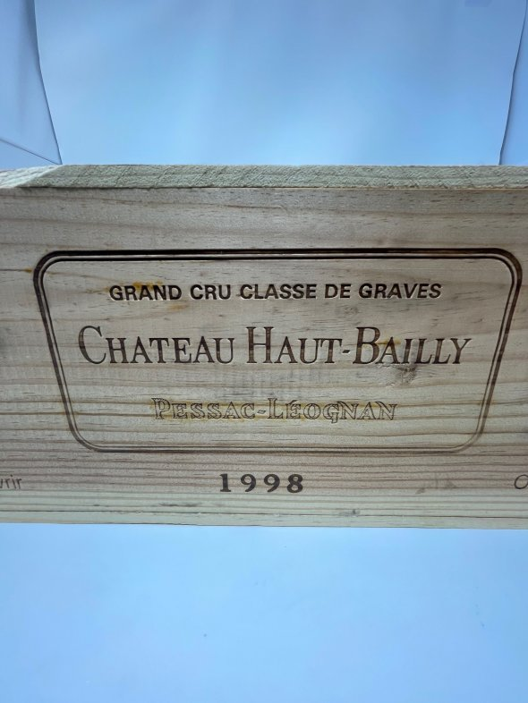 Chateau Haut-Bailly Cru Classe, Pessac-Leognan