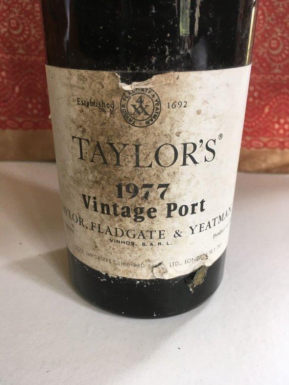 Taylor's, Vintage Port