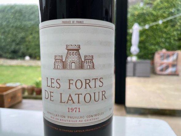 Les Forts de Latour, Pauillac