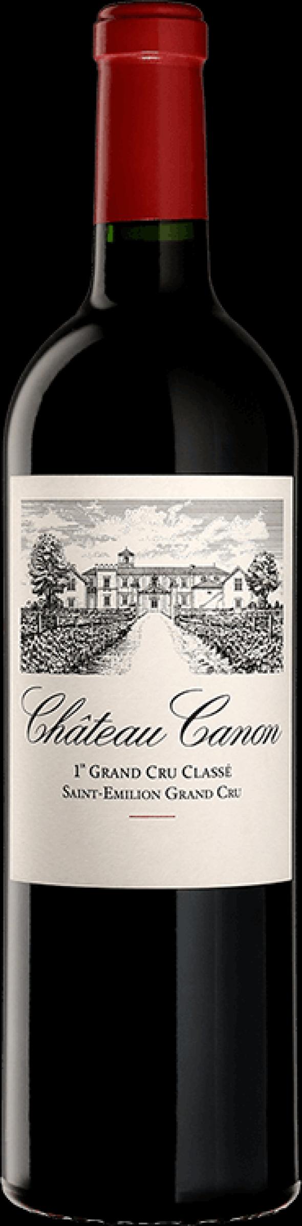 Chateau Canon Premier Grand Cru Classe B, Saint-Emilion Grand Cru